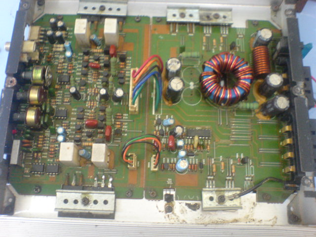 Power Mobil Mainboard
