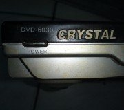 DVD Player Crystal 6030