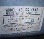 Televisi Sanyo CG14KX2