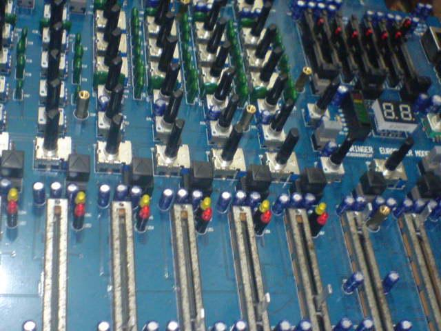 mainboard mixer behringer