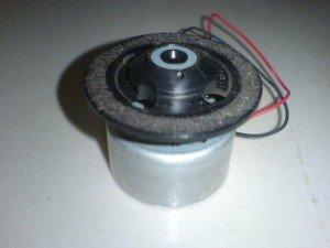Motor SP DVD