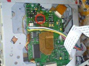IC Driver optik Mpeg Single disc Brabus