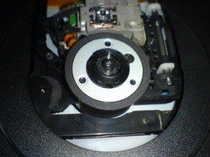 mekanik DVD Player Philips