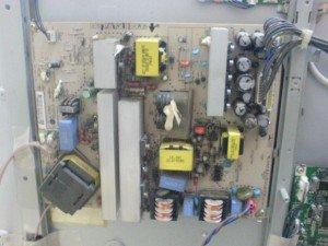 power supply LCD TV LG