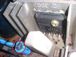 Power supply televisi Samsung
