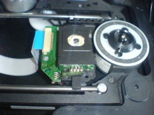 Motor Sp DVD Player Maxtron