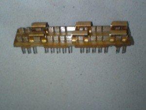 selector bagian dalam tape compo Polytron