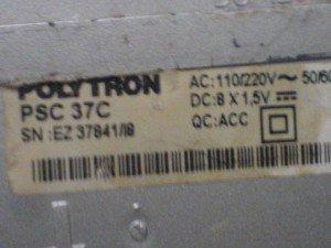 Tape Compo Polytron PSC37C