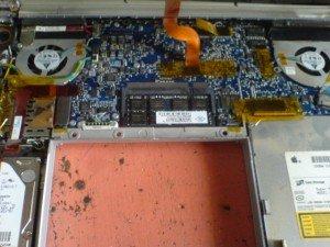 Motherboard MacBook Pro
