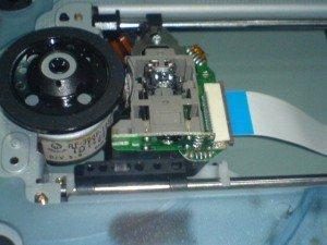 Optik HD65 DVD Player Advante