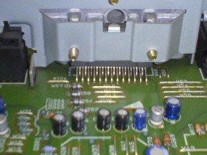 power amplifier area,, tape mobil Kenwood