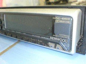 Tape Mobil Kenwood KRC669