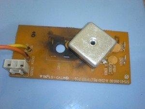 Dioda brigde pengganti amplifier Toa