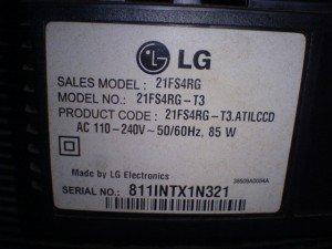 Televisi LG 21FS4RG