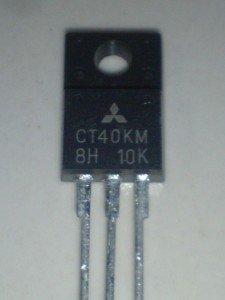 Transistor IGBT CT40KM8H