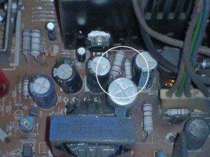 capasitor-filter-power-supply-televisi-Ichiko-300x225