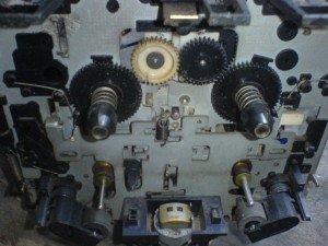 Mekanik tape Kenwood