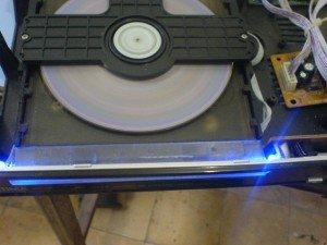 Tampilan DVD Player