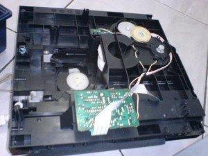 mekanik dvd player SONY