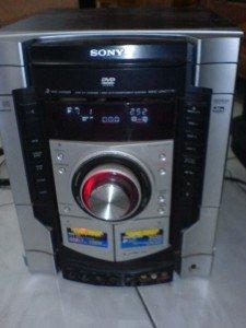 model dvd deck receiver SONY