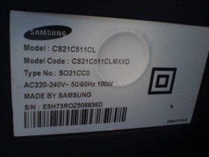 Gbr 1 Model Televisi Samsung