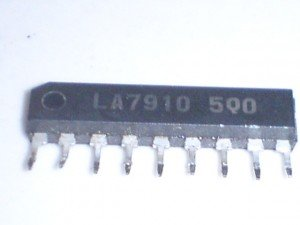 IC LA 7910
