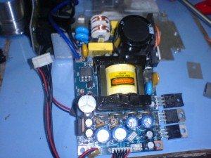 power supply mixer Behringer