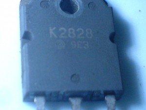 Transistor 2SK2828
