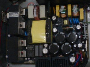 power supply Behringer