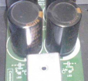 regulator amplifier ocl