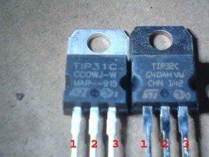 transistor TIP 31$32