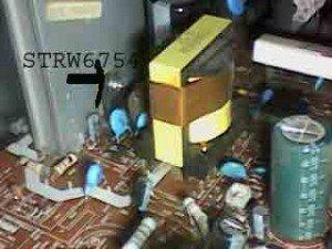 Ic-STRW6754-di-mainboard