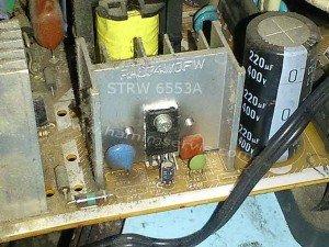 PSU-tv-sharp-21ES353E