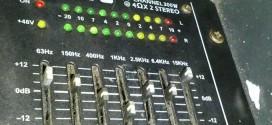 Mixer Amplifier McLELLAND Audio Out Trouble