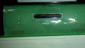 IC screen panel toshiba