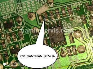 pre amp Mixer YAMAHA MW12CX