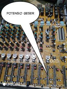 potensio Mixer YAMAHA MW12CX