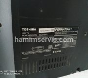 model LED Toshiba 32L5400VJ