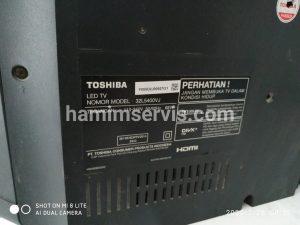 model LED Toshiba 32L5400VJ